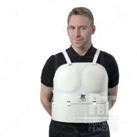 Защита груди пластиковая для НЕМА мужская РВТ