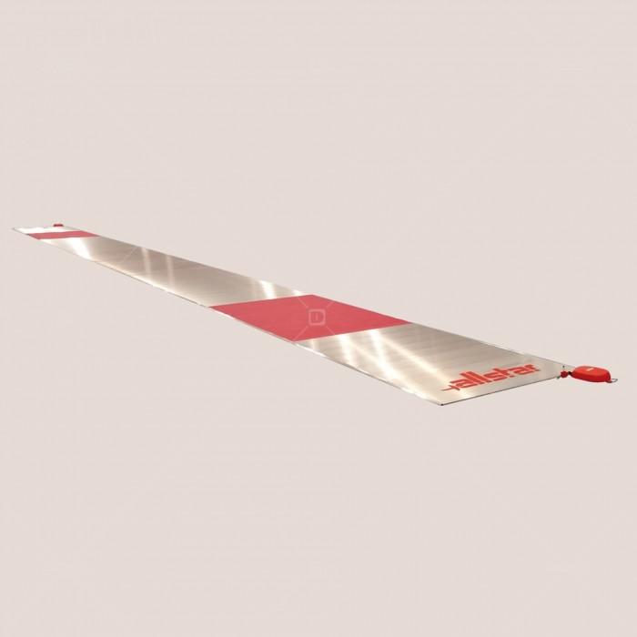 Дорожка фехтовальная алюминиевая сегментная