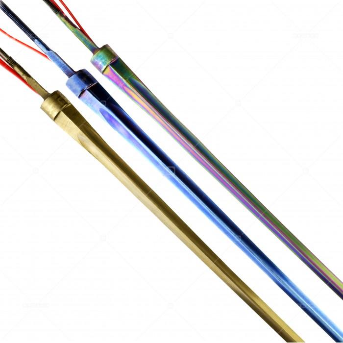 Клинок StM шпаги электрический проклеенный Allstar цветной
