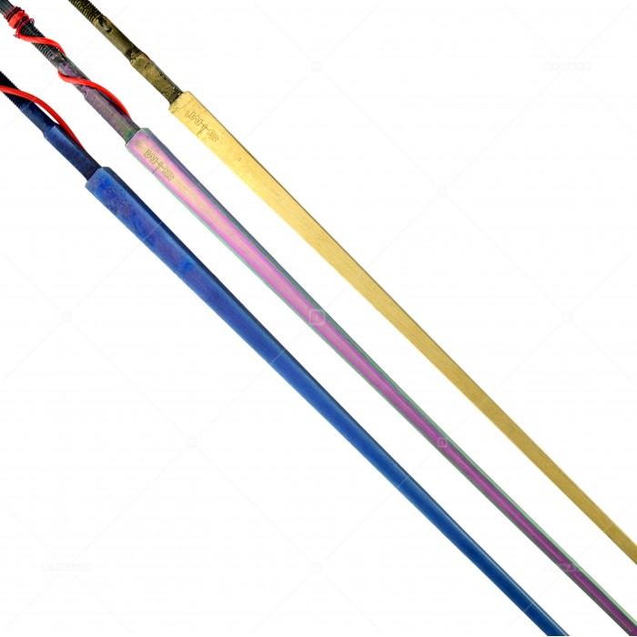 Клинок StM рапиры электро проклеенный Allstar цветной
