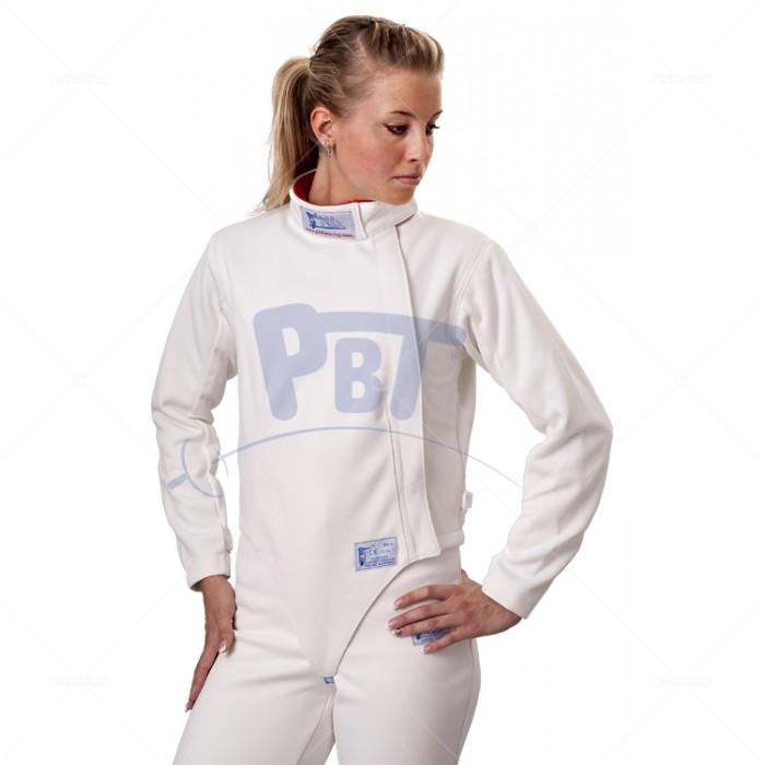 Куртка  фехтовальная  PBT  из эластичного материала (350 Н) женская