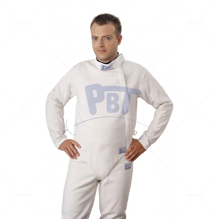 Куртка  фехтовальная  PBT  из эластичного материала (350 Н) мужская