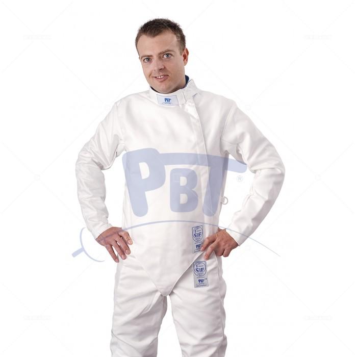 Куртка фехтовальная PBT BALATON FIE 800 Н мужская