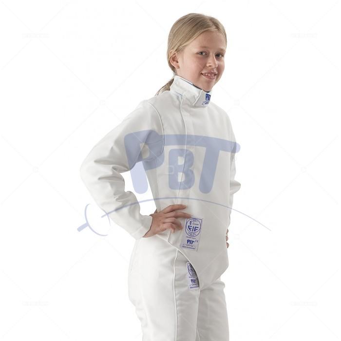 Куртка фехтовальная PBT BALATON FIE 800 Н детская
