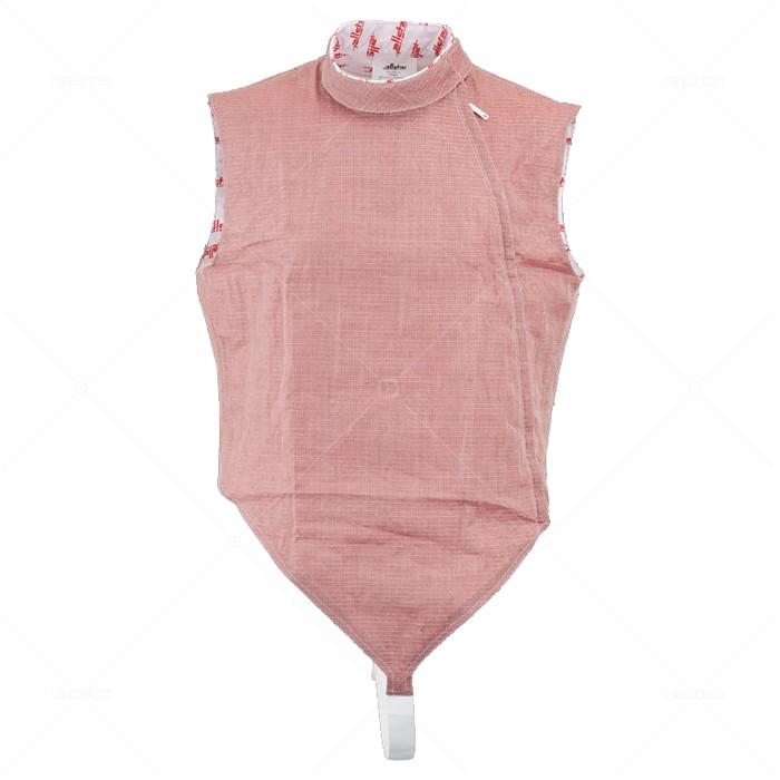 Электрокуртка рапирная женская Inox с застежкой сбоку Allstar розовая