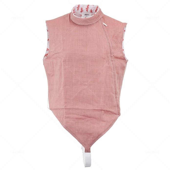 Электрокуртка рапирная мужская Inox с застежкой сбоку Allstar розовая