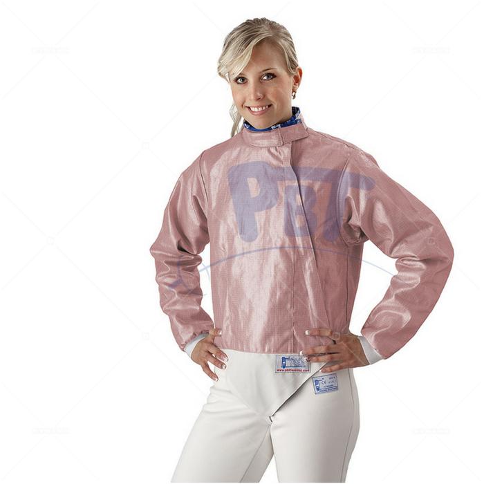 Электрокуртка женская сабельная Inox PBT, моющаяся розовая