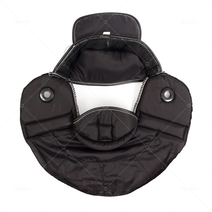 Съемная подкладка для маски черная Jiang