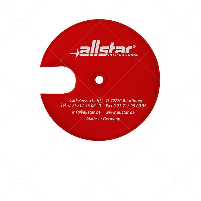 Подкладка рапирная пластиковая Allstar (электро)