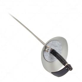 Сабля DYNAMO  электро c рукояткой в кожаной обмотке