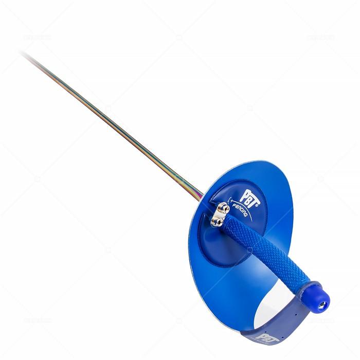 Сабля PBT электро с цветным клинком