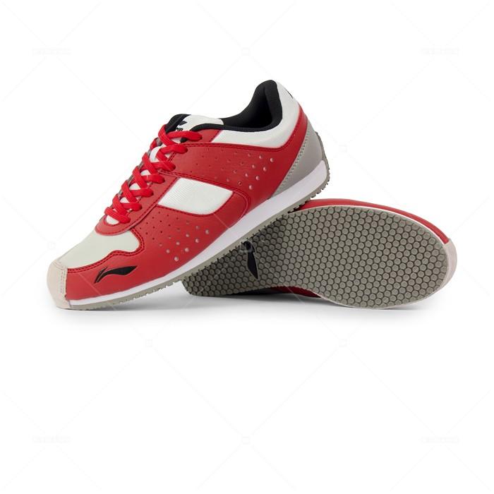 Кроссовки для фехтования Li-Ning красные