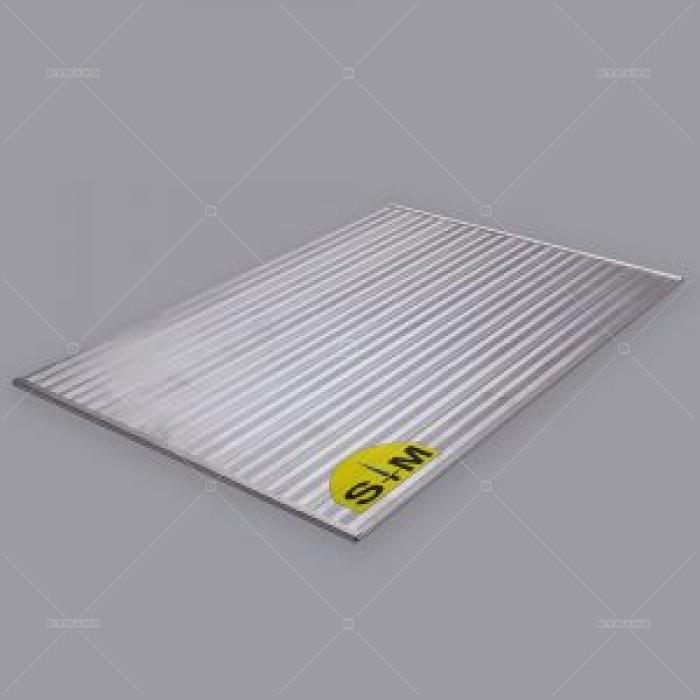 Дорожка СтМ алюминиевая сегментная
