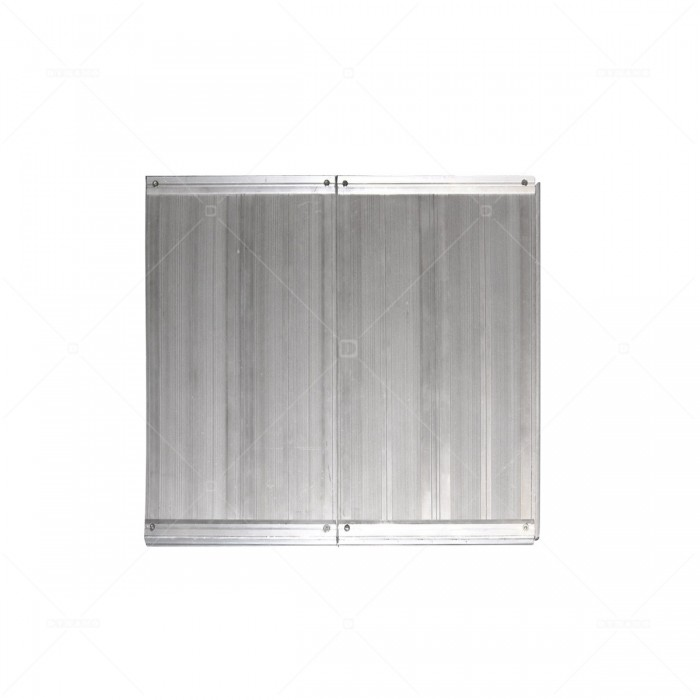 Сегментная алюминиевая фехтовальная дорожка